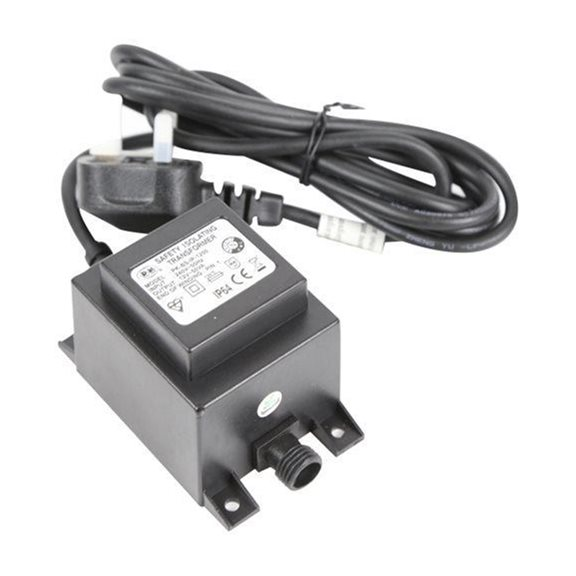 additional image for 600LPH Replacement Water Feature Pump, Transformer and Halogen Light Kit