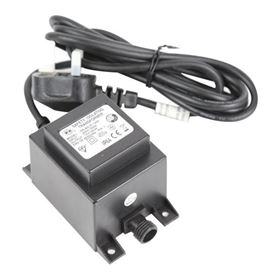 12V 1000mA Replacement Indoor Water Feature and Garden Lights Transformer