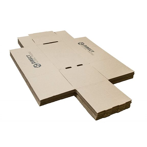 Double Wall Extra Strong Cardboard Warehouse Pick Bins Racking Storage  Boxes (Pack of 10)