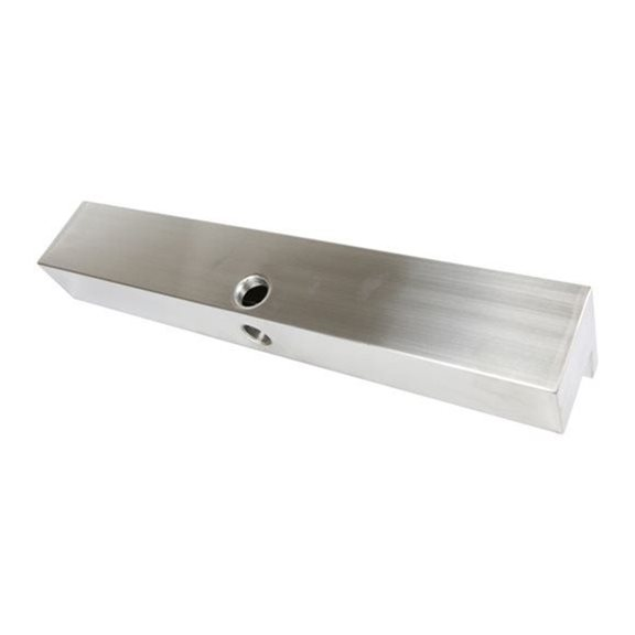 additional image for 40cm Dual Entry Stainless Steel Water Blade