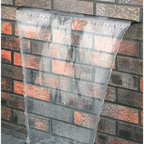 45cm Sheer Descent Water Blade Cascade (Dual Entry)