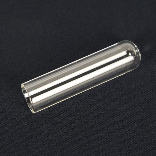 Glass tube replacement bulb cover large