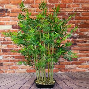 Medium Artificial Bamboo Plant