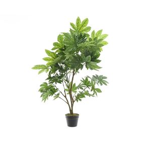 Artificial Aralia Tree In Pot
