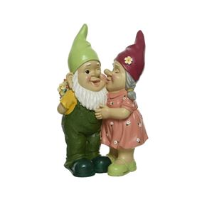 Secret Admirer Cute Kissing Gnomes