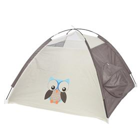 Wise Old Owl Children's Play Tent and Chair Set