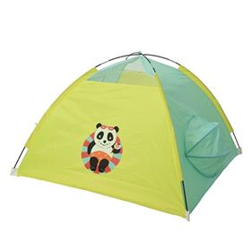 Lazy Panda Children's Play Tent and Bistro Set