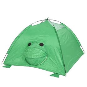 Friendly Frog Children's Play Tent and Bistro Set