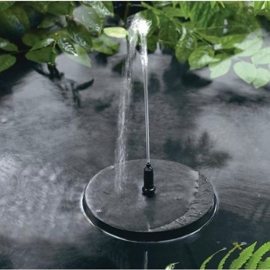 additional image for Starter Garden Pond Kit with Solar Pump