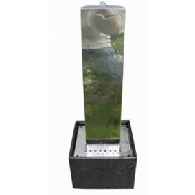 Cebu Granite Water Feature with LEDs