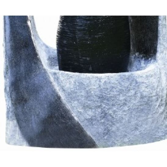 additional image for 2 Bowl Granite Ripple Water Feature with LED Lights