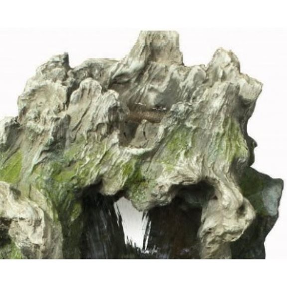 additional image for 2 Fall Rock Formation Water Feature with LED Lights