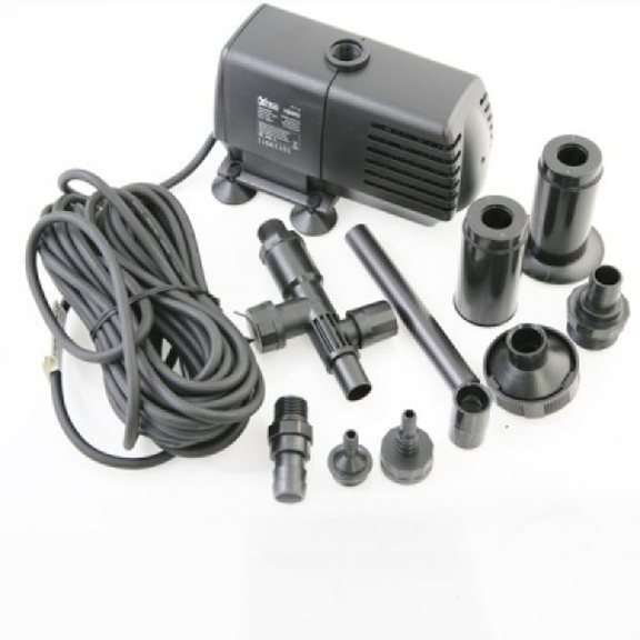 additional image for Shirebrook Starter Garden Pond Kit with Fountain Pump