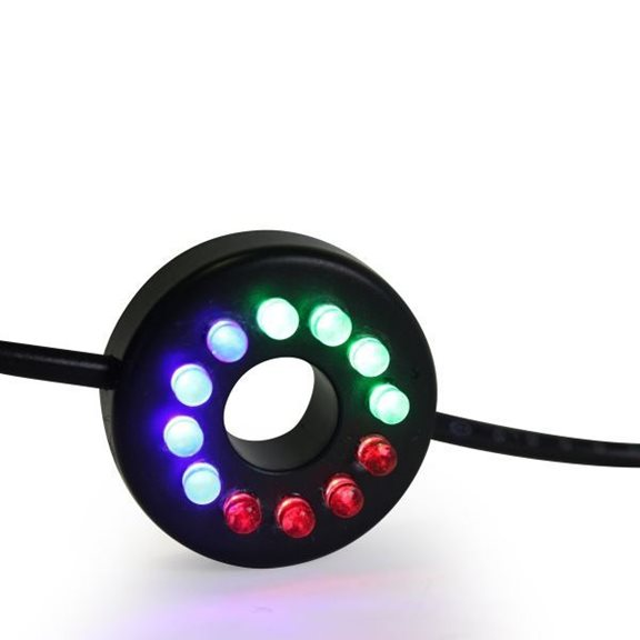 additional image for 12 LED Extendable Colour Changing Cluster Light