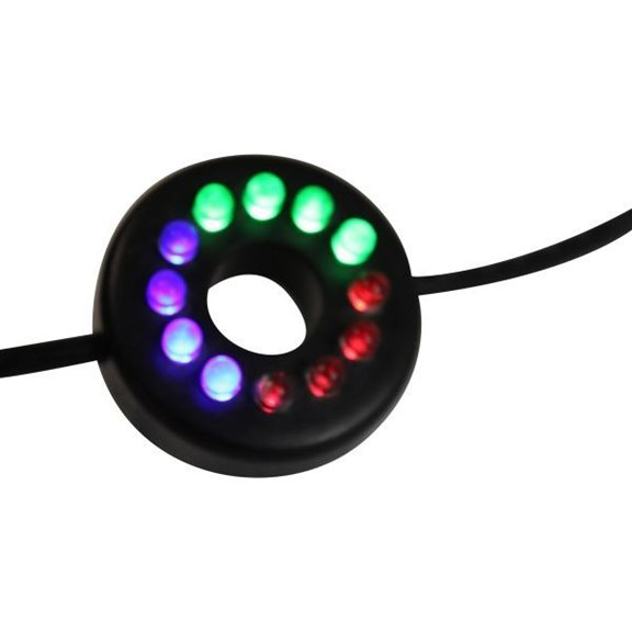 12 LED Extendable Colour Changing Cluster Light