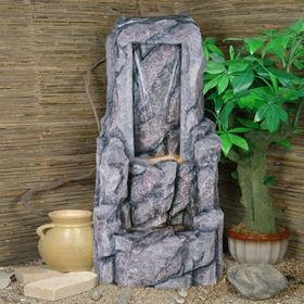 2 Pool Rock Waterfall Water Feature