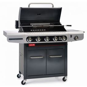 Barbecook Siesta 612 6 Burner Gas Barbecue with Hood