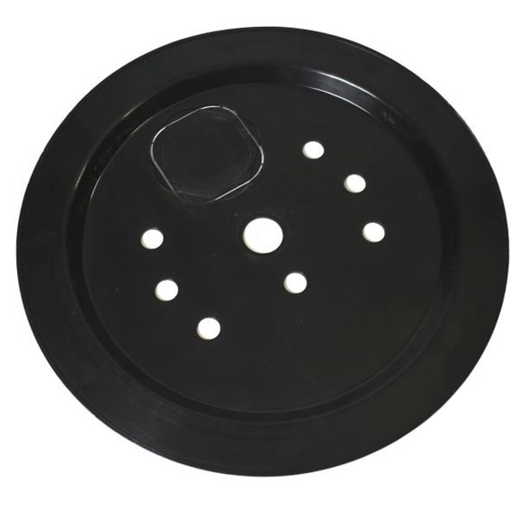 Plastic Cover Lid for Small Round Pebble Pool (52cm �)