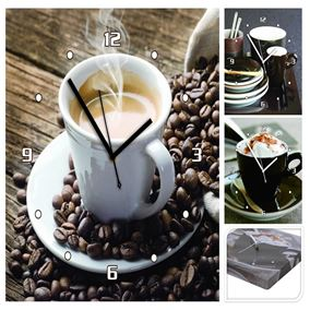 Coffee Design Wall Clock