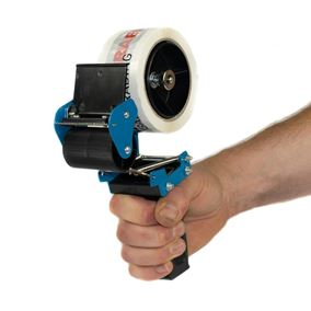 Premium Heavy Duty Tape Gun and Direct Global Trading Fragile Tape