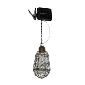 Rustic Bulb Hanging Light