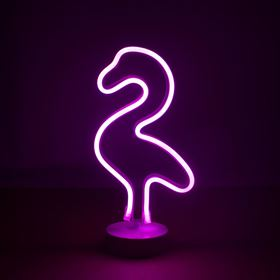 LED Neon Flamingo Sign