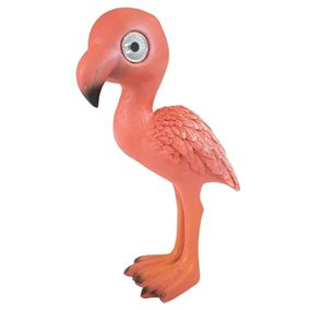 Solar Powered Flamingo Novelty Garden Light