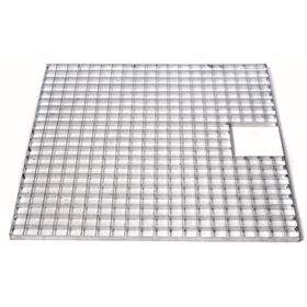 Square Galvanised Steel Water Feature Grid (80cm x 80cm)
