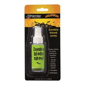 Zombie Blood Spray Halloween Costume Accessory