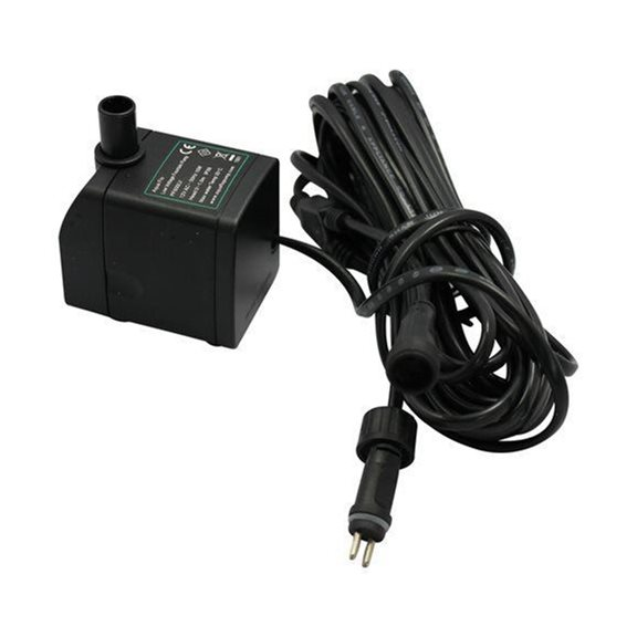 additional image for 750LPH Replacement Water Feature Pump, Transformer and Halogen Light Kit