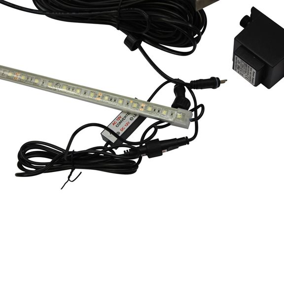 additional image for 30cm Dual Entry Stainless Steel Water Blade Kit with LED Lights