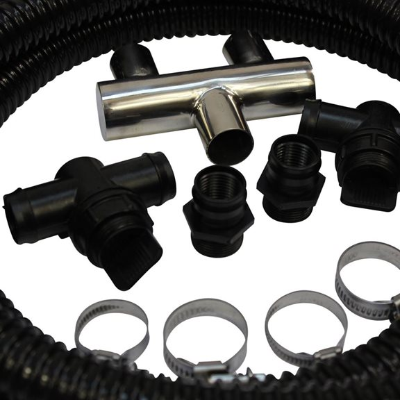 additional image for Pipe and Fitting Kit for 90cm Water Blade (Tidal)