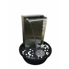 Karachi Stainless Steel Water Feature