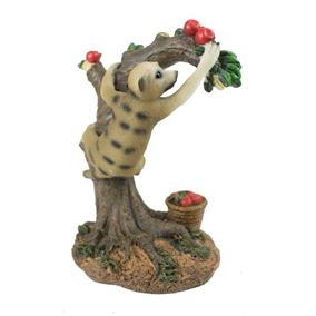 Meerkat Climbing Tree Garden Ornament