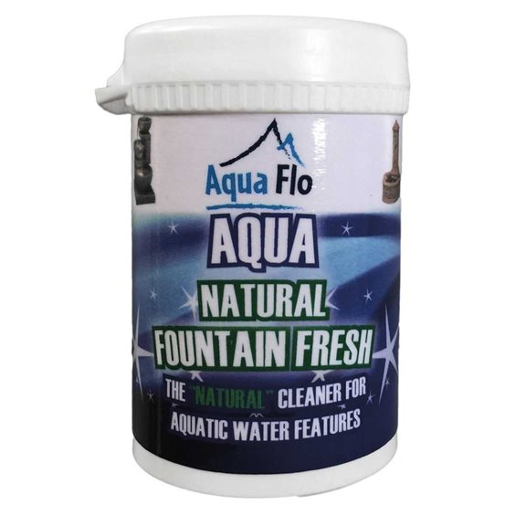 Tub of Natural Fountain Fresh Water Feature Cleaner 100g