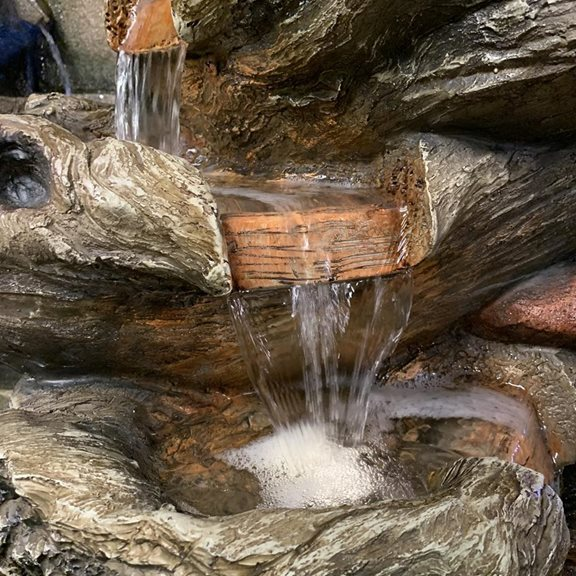 additional image for 7 Fall Woodland Water Feature