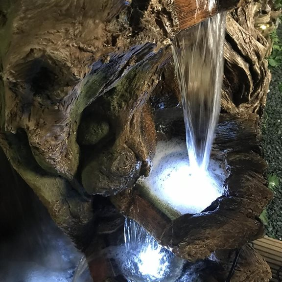 additional image for Large Woodland Multi Falls Water Feature