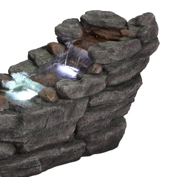additional image for Jasper Slate River Falls Water Feature