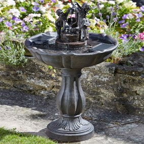 Solar Water Features Amp Fountains Uk Water Features