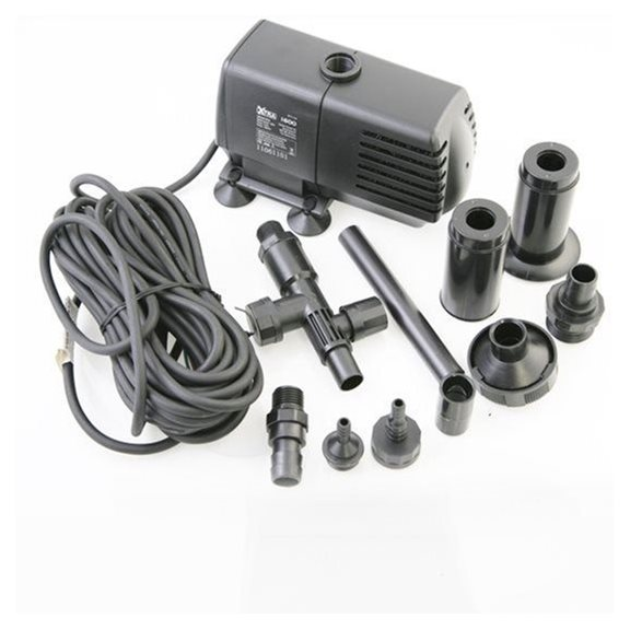 additional image for Starter Garden Pond Kit with Fountain Pump