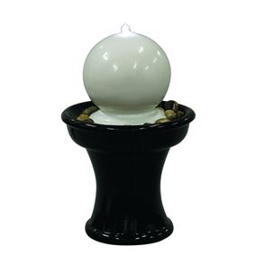 Alicia Ceramic Fountain Water Feature