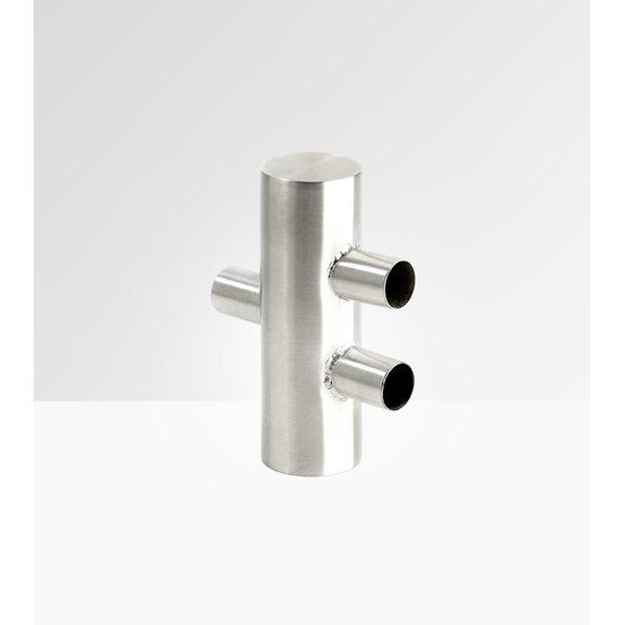 Two Way Manifold for Stainless Steel Manifold