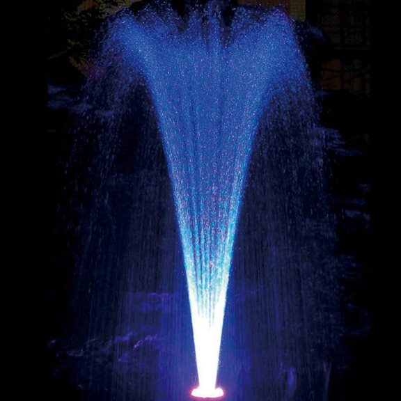 additional image for Floating Fountain with Colour Changing LED Lights