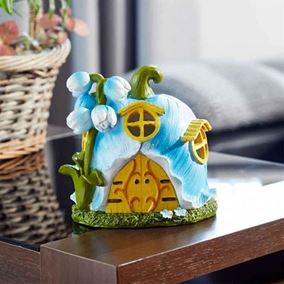 Bluebell Snug Elvedon Collection Fairy House Battery Powered Light