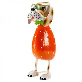 Floppy The Dog Cute Garden Decor Ornament