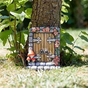 Pack of 2 Fairy Garden Whimsy Gates
