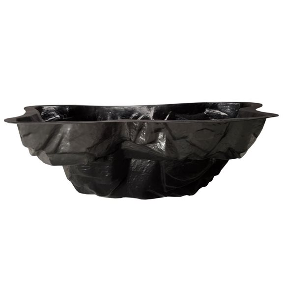 additional image for Hollingworth Large Plastic 295 Litre Garden Preformed Pond 140cm x 112cm
