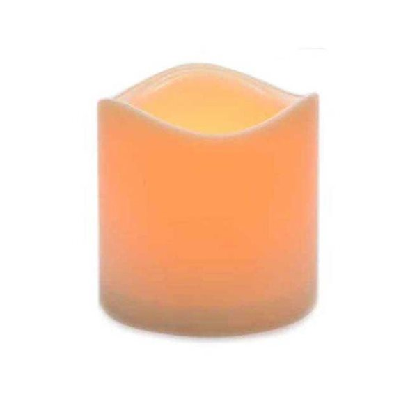 7.5cm Battery Powered LED Flickering  Candle